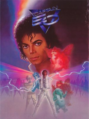 cover image of Captain EO